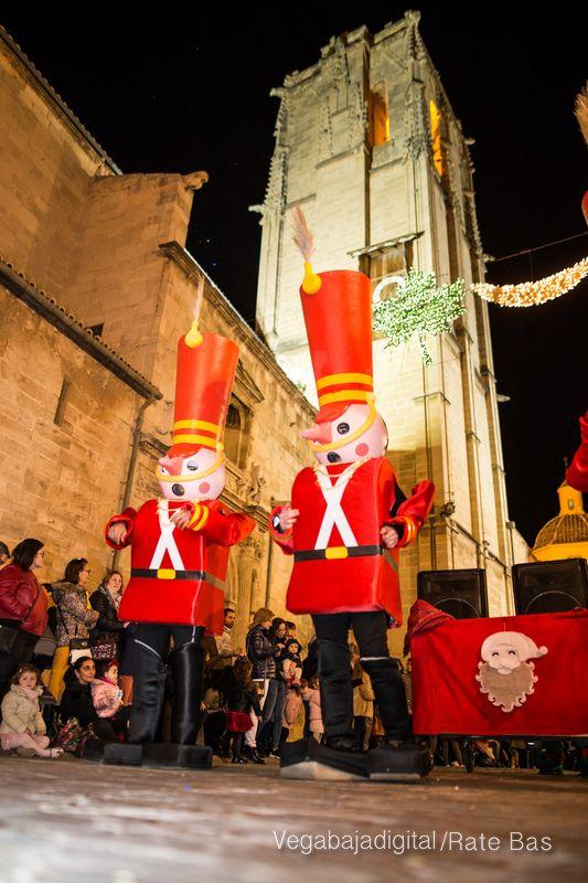 Papá Noel llena de ilusión a Orihuela 43