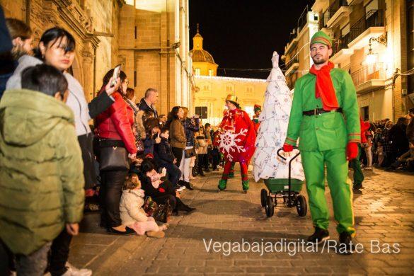 Papá Noel llena de ilusión a Orihuela 42