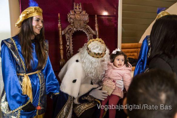 Los Reyes Magos se reencuentran con los niños de Orihuela 71