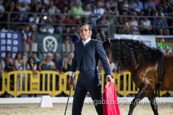 La espectacularidad de los caballos hechiza a los asistentes a FEGADO 43