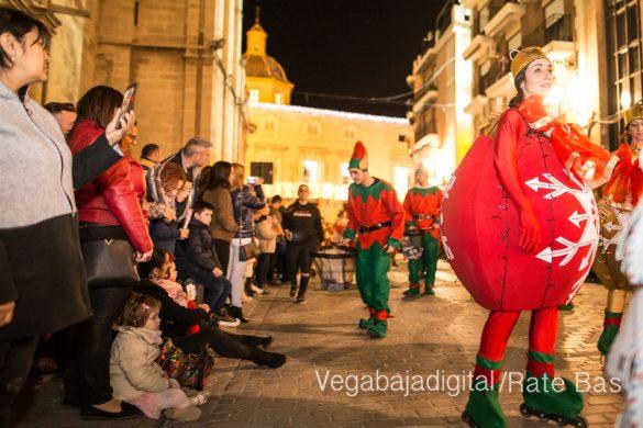 Papá Noel llena de ilusión a Orihuela 41