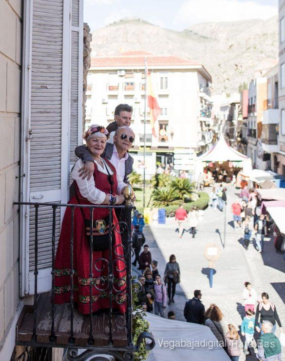 La Armengola pregona el Mercado Medieval de Orihuela 80
