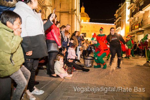 Papá Noel llena de ilusión a Orihuela 40