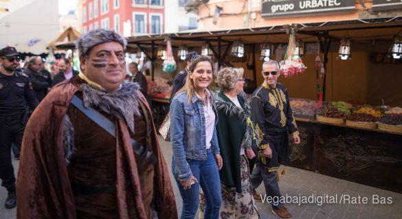 Orihuela está inmersa en su XXII Mercado Medieval 65