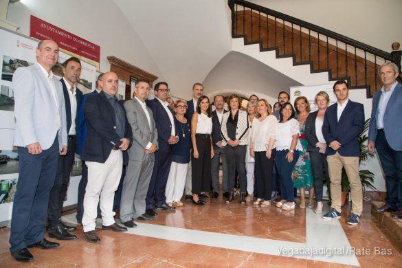Los Reyes Felipe y Letizia visitan Orihuela 37