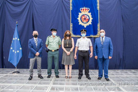 FOTOGALERÍA | Entrega de bastón de mando al Comisario de la Policía Nacional de Orihuela 48