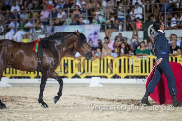 La espectacularidad de los caballos hechiza a los asistentes a FEGADO 42