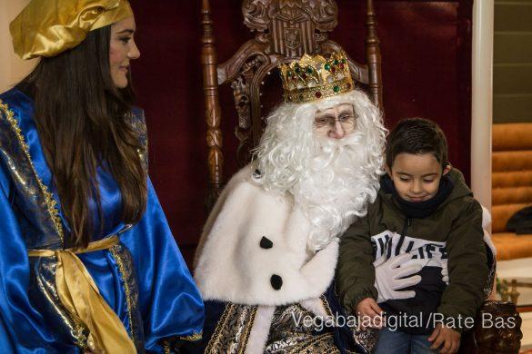 Los Reyes Magos se reencuentran con los niños de Orihuela 73