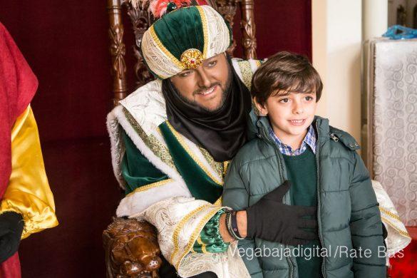 Los Reyes Magos se reencuentran con los niños de Orihuela 75