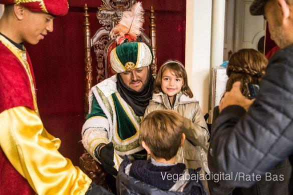 Los Reyes Magos se reencuentran con los niños de Orihuela 76
