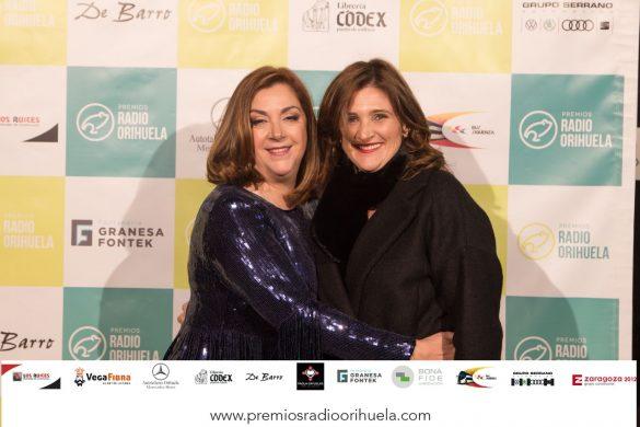 Emoción, diversión y magia en la II edición de los Premios Radio Orihuela 75