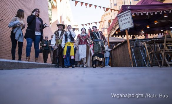 Orihuela está inmersa en su XXII Mercado Medieval 63