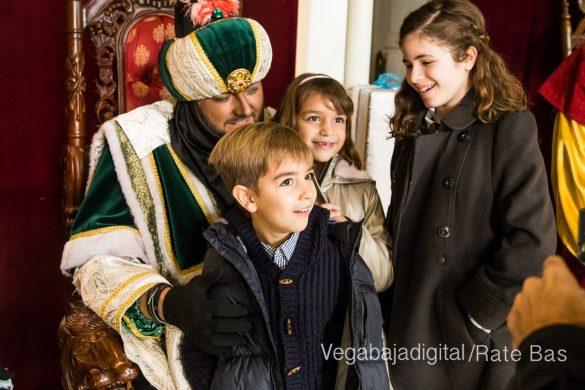 Los Reyes Magos se reencuentran con los niños de Orihuela 77