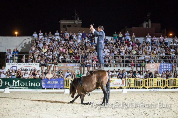 La espectacularidad de los caballos hechiza a los asistentes a FEGADO 38
