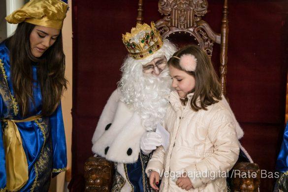 Los Reyes Magos se reencuentran con los niños de Orihuela 78