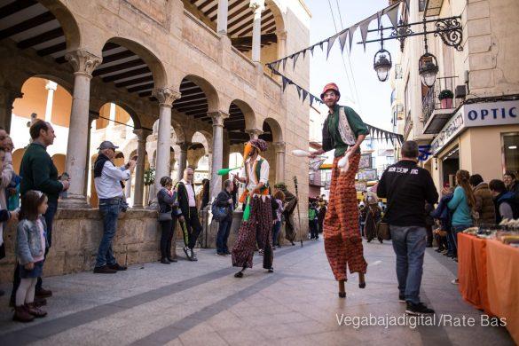 Orihuela está inmersa en su XXII Mercado Medieval 62
