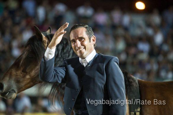 La espectacularidad de los caballos hechiza a los asistentes a FEGADO 36