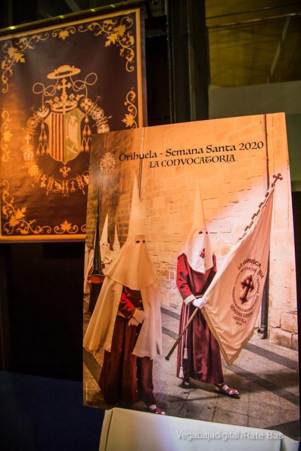 La Verónica y La Convocatoria protagonizan el cartel y guía de la Semana Santa de Orihuela 53