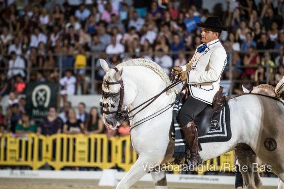 La espectacularidad de los caballos hechiza a los asistentes a FEGADO 32