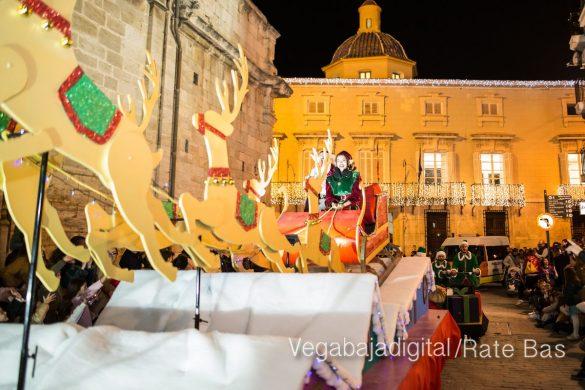 Papá Noel llena de ilusión a Orihuela 35