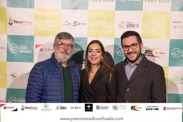 Emoción, diversión y magia en la II edición de los Premios Radio Orihuela 78