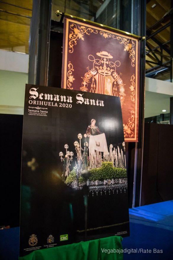 La Verónica y La Convocatoria protagonizan el cartel y guía de la Semana Santa de Orihuela 55