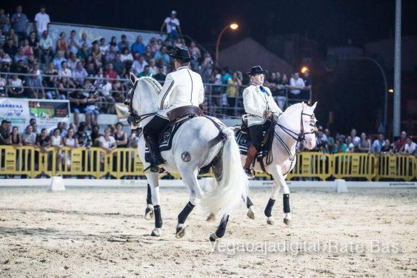 La espectacularidad de los caballos hechiza a los asistentes a FEGADO 31