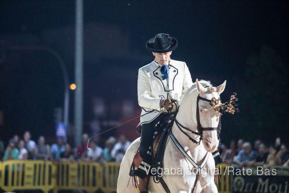 La espectacularidad de los caballos hechiza a los asistentes a FEGADO 30