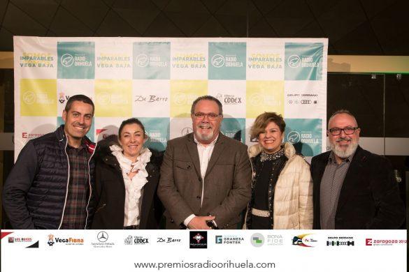 Emoción, diversión y magia en la II edición de los Premios Radio Orihuela 79