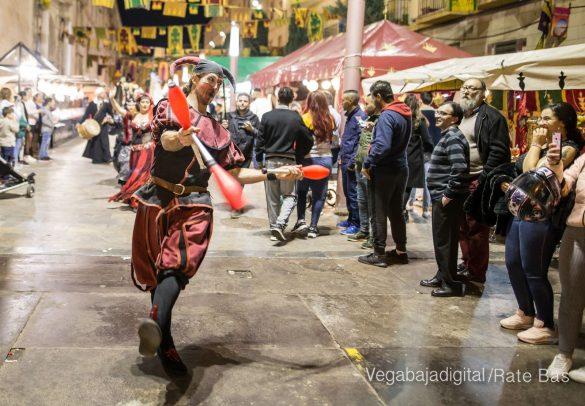 Orihuela clausura su Mercado Medieval con éxito y gran afluencia 44