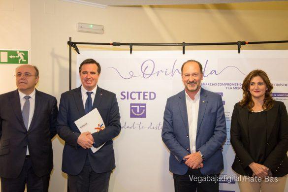 Turismo reconoce a 59 negocios y servicios de Orihuela con las distinciones SICTED 36