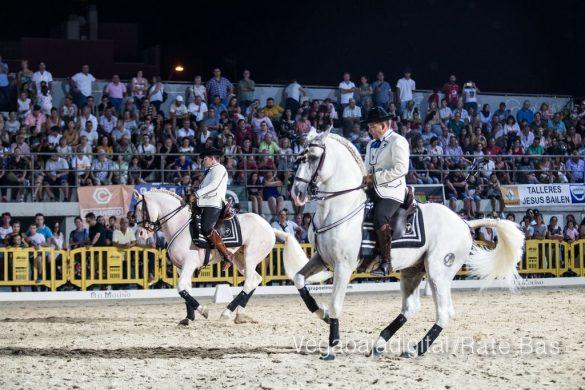 La espectacularidad de los caballos hechiza a los asistentes a FEGADO 26