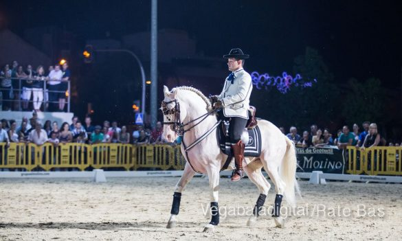 La espectacularidad de los caballos hechiza a los asistentes a FEGADO 25