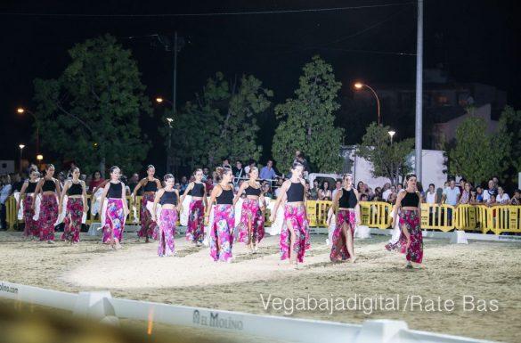 La espectacularidad de los caballos hechiza a los asistentes a FEGADO 24