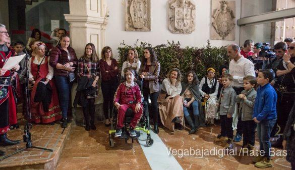 La Armengola pregona el Mercado Medieval de Orihuela 83