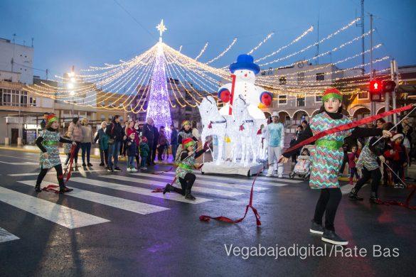 Papá Noel hace su primera parada en Guardamar 78