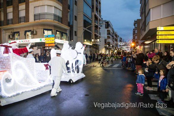 Papá Noel hace su primera parada en Guardamar 76