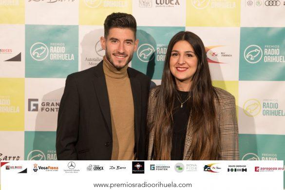 Emoción, diversión y magia en la II edición de los Premios Radio Orihuela 81