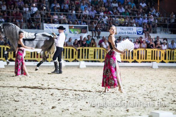La espectacularidad de los caballos hechiza a los asistentes a FEGADO 20