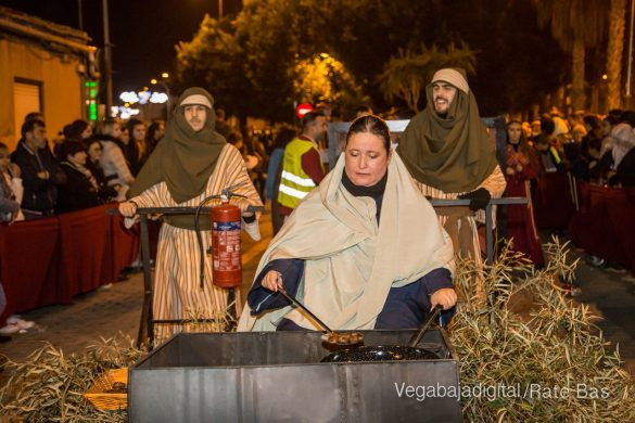 Melchor, Gaspar y Baltasar se dan un baño de multitudes 71