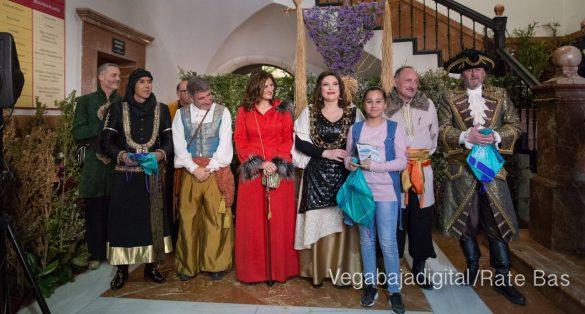 La Armengola pregona el Mercado Medieval de Orihuela 85