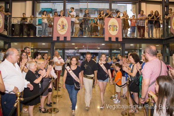 El Ayuntamiento homenajea a los cargos festeros de los Moros y Cristianos 42