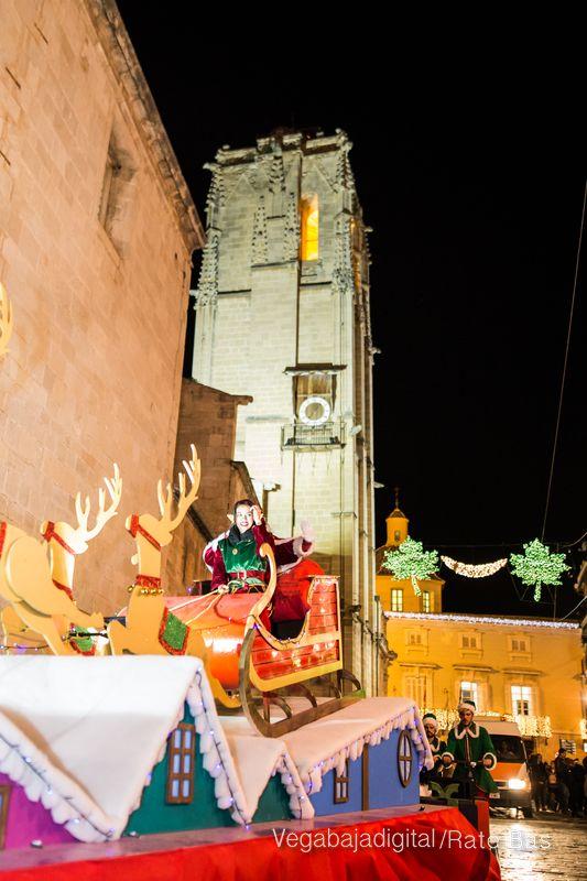 Papá Noel llena de ilusión a Orihuela 33