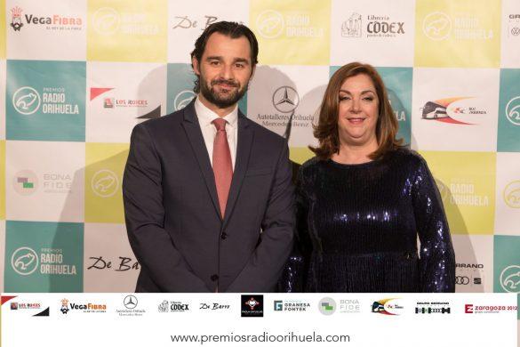 Emoción, diversión y magia en la II edición de los Premios Radio Orihuela 83
