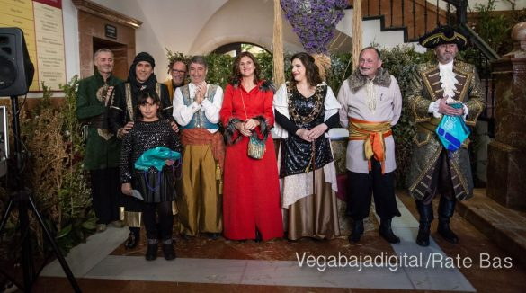 La Armengola pregona el Mercado Medieval de Orihuela 86