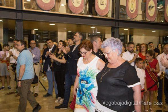 El Ayuntamiento homenajea a los cargos festeros de los Moros y Cristianos 45