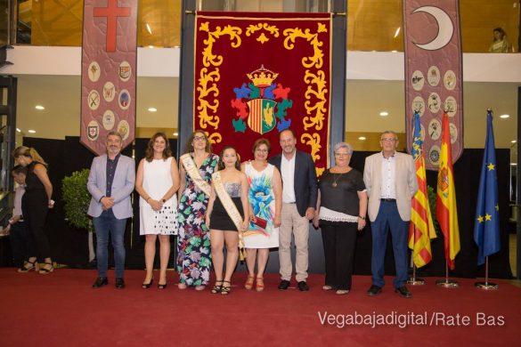 El Ayuntamiento homenajea a los cargos festeros de los Moros y Cristianos 46