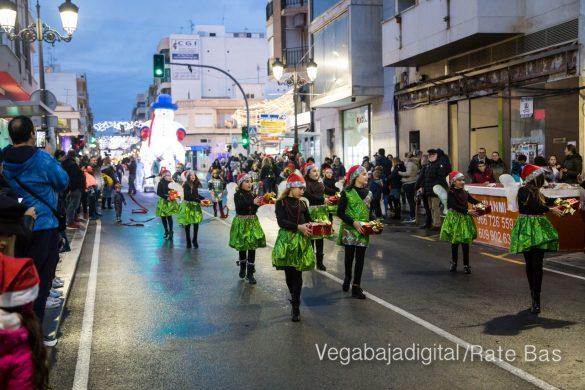 Papá Noel hace su primera parada en Guardamar 73