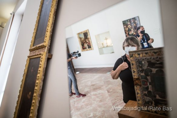"""Éxito en la ruta """"Un Velázquez en Orihuela"""" 26"""