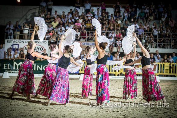La espectacularidad de los caballos hechiza a los asistentes a FEGADO 14